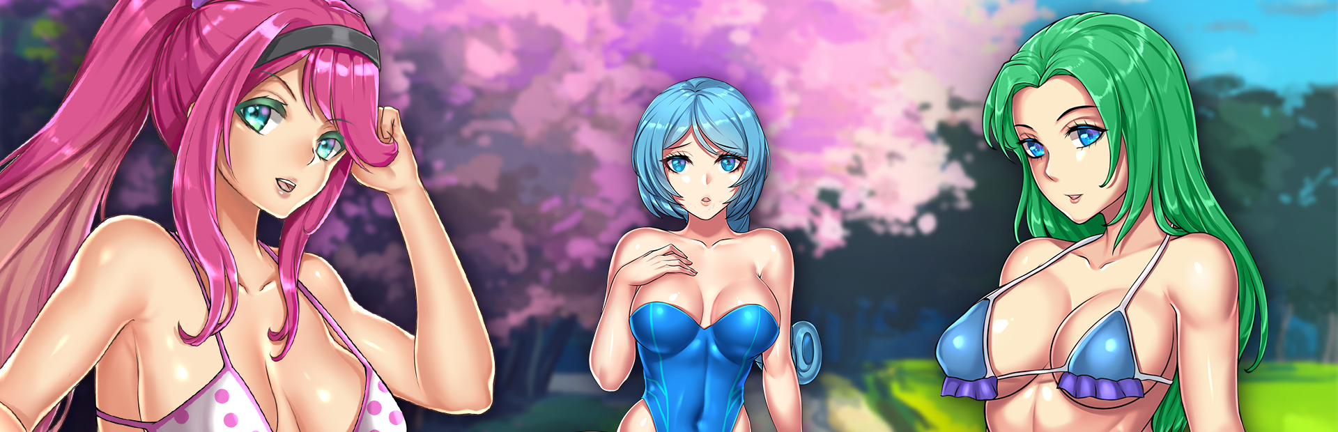 Naked Nude Girl Puzzle Game Scenes