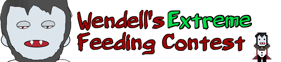 Wendell's Extreme Feeding Contest