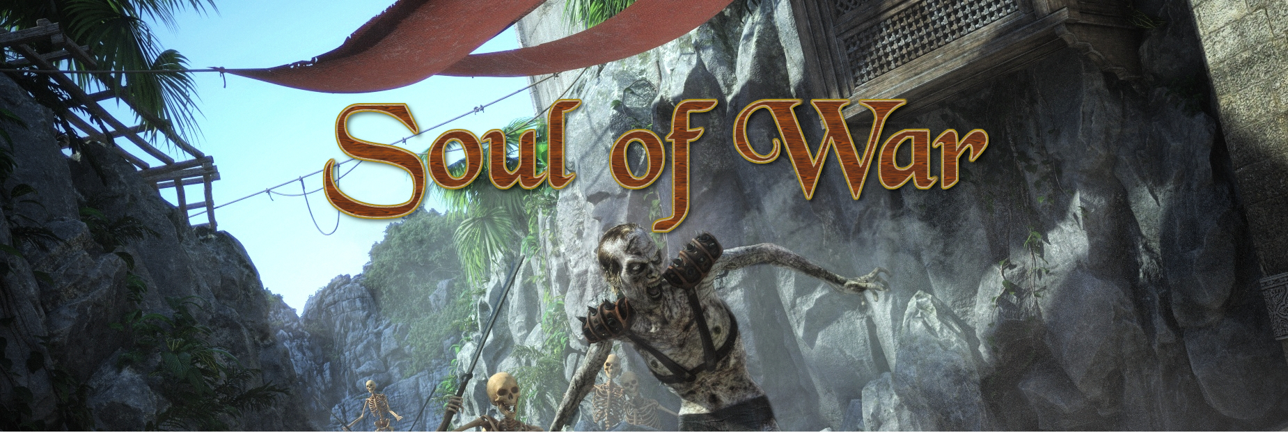 Soul of War-D&D inspired RPG video game
