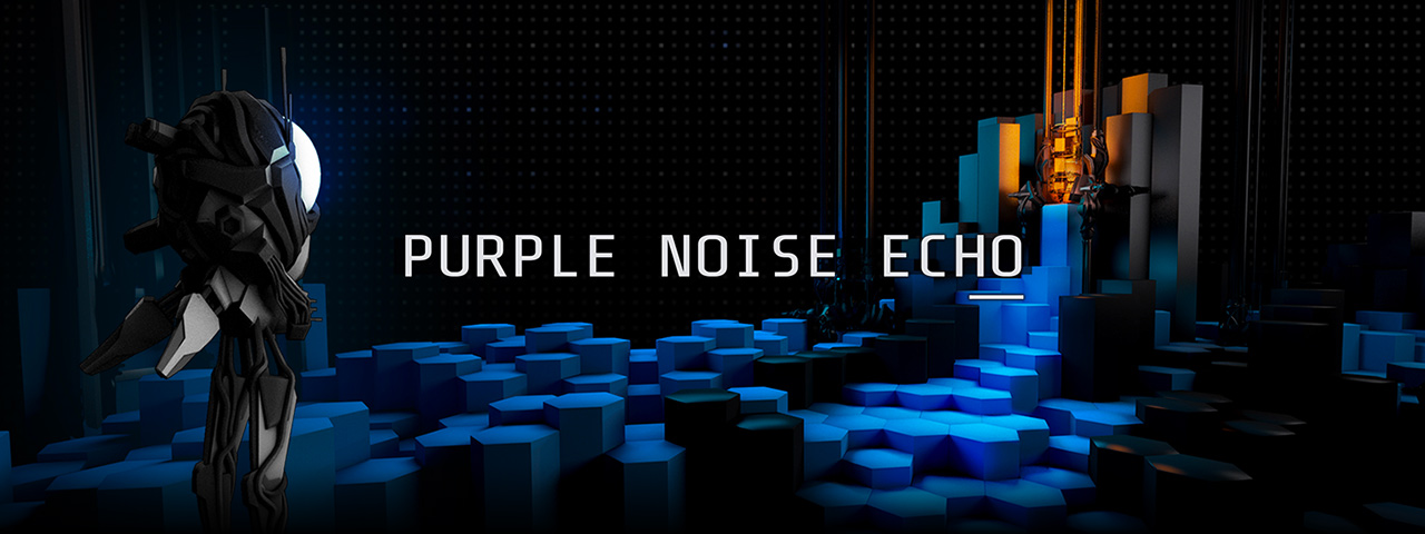 Purple Noise Echo