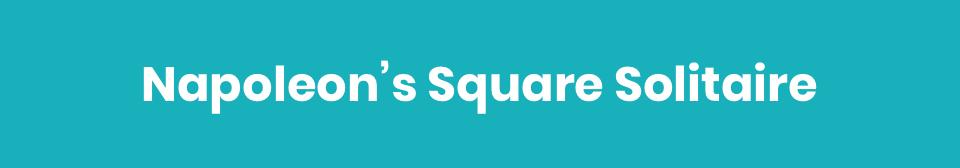Napoleon's Square