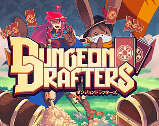 Dungeon Drafters [Free] [Card Game] [Windows]