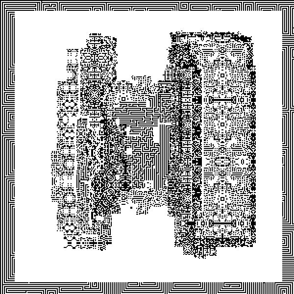 Glitch Brushes: Maze & Organic Textures