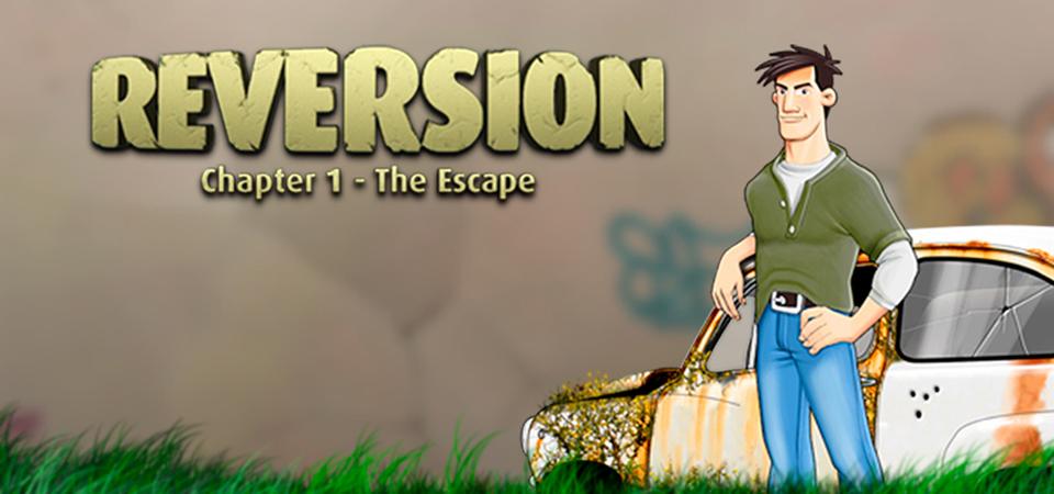 Reversion 1 - The Escape
