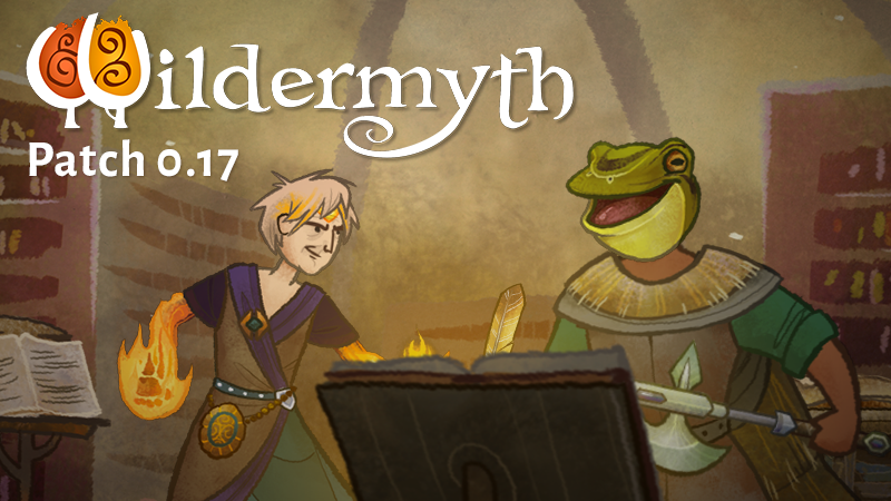 Wildermyth for macbook