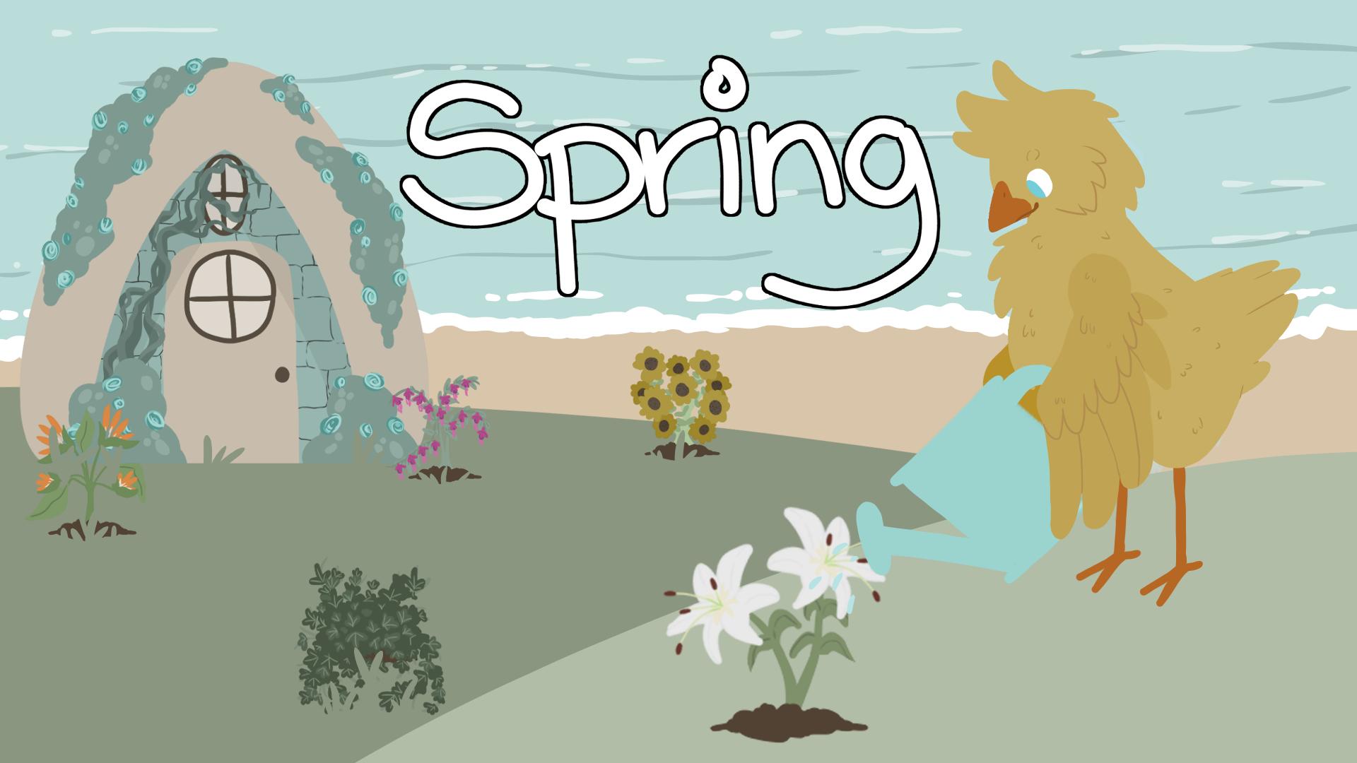 Spring - Game Jam