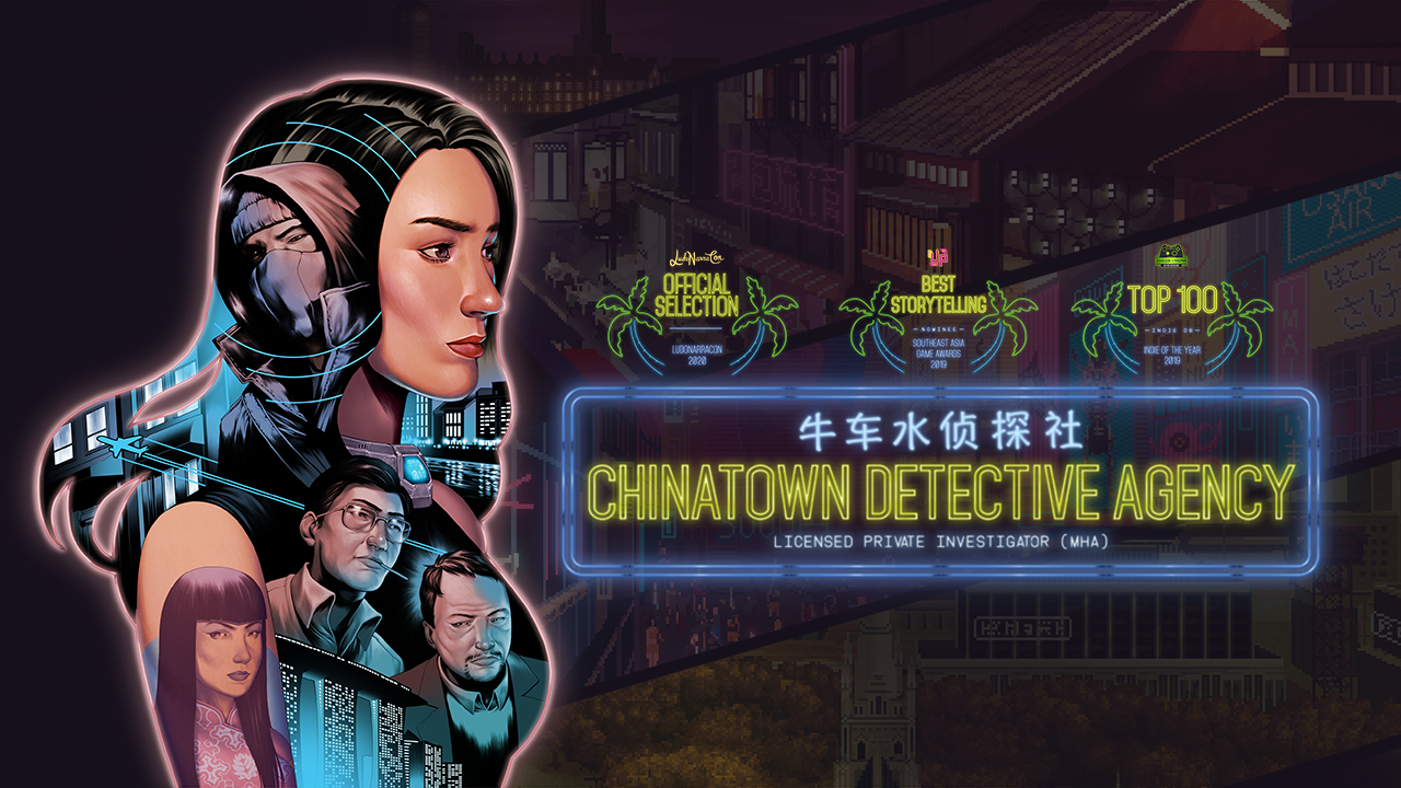 Chinatown Detective Agency: Day One prologue