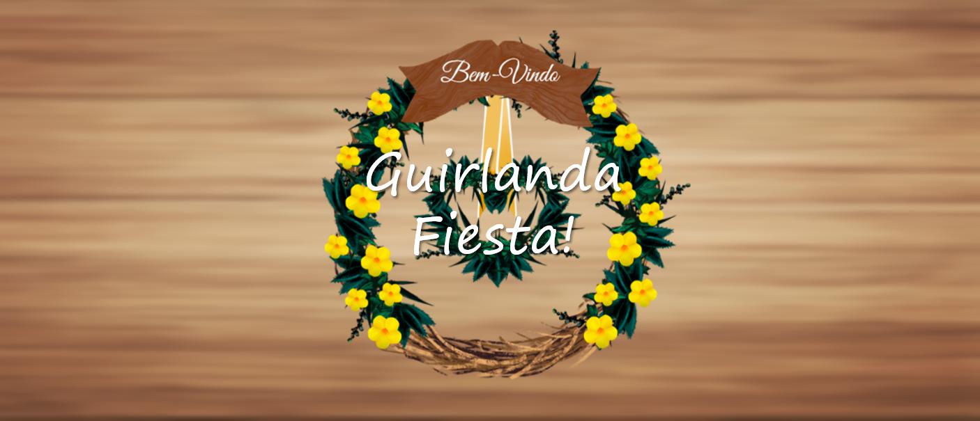 Guirlanda Fiesta!