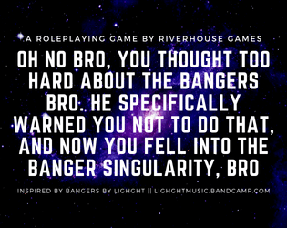 Oh No Bro, You Thought Too Hard About The Bangers And You Fell Into The Banger Singularity