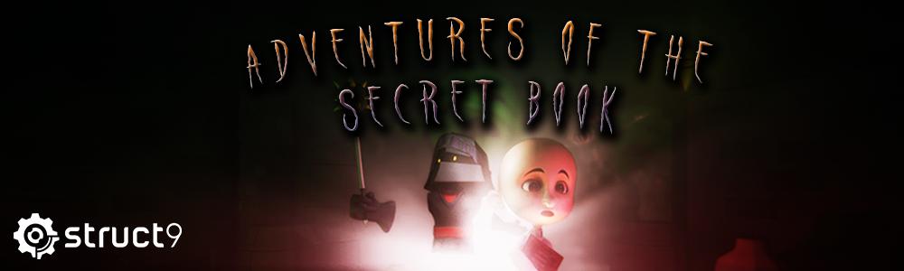 Adventures Of The Secret Book