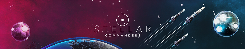 Stellar Commanders - GDC Relief Bundle Key Only