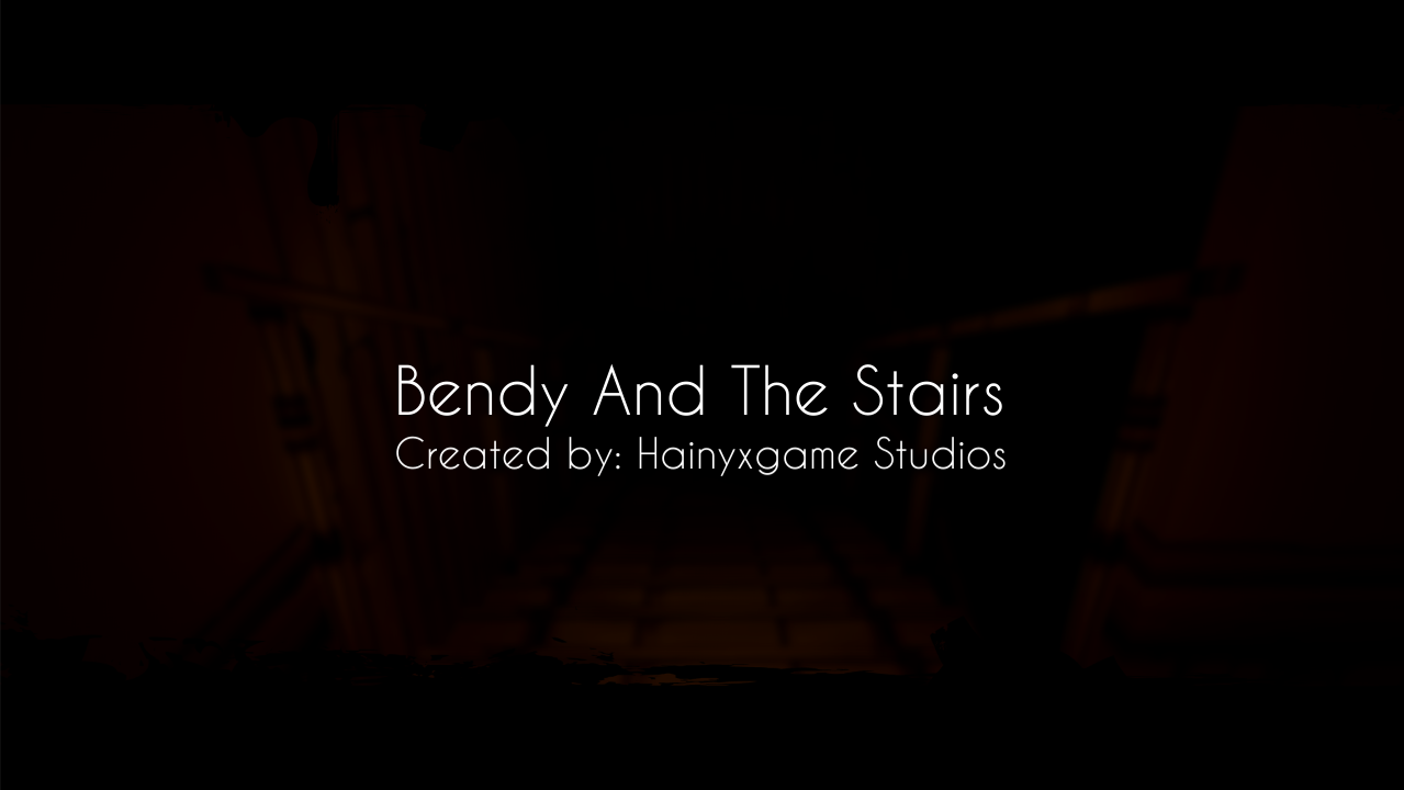 Bendy And The Stairs