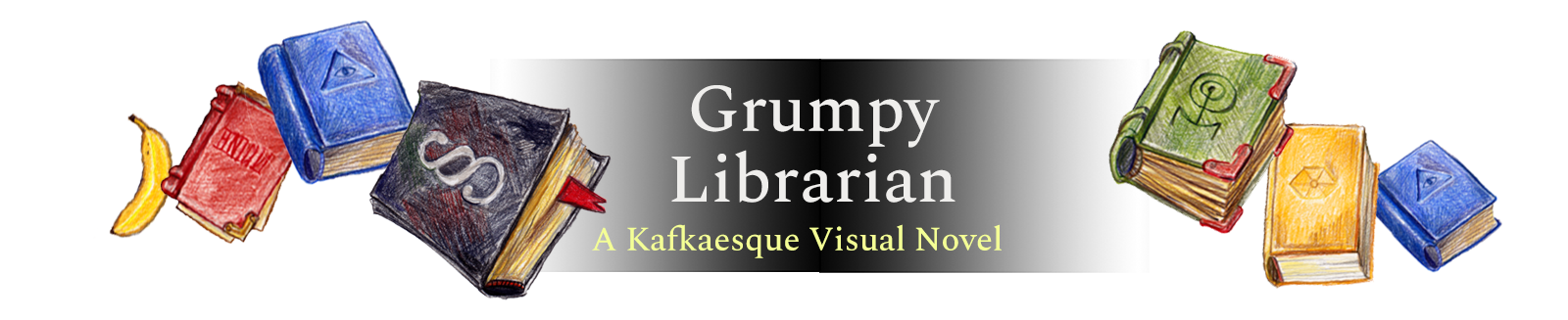 Grumpy Librarian