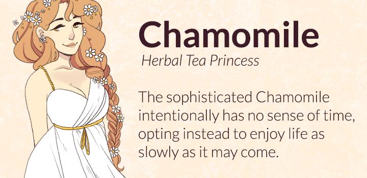 Chamomile Character Profile