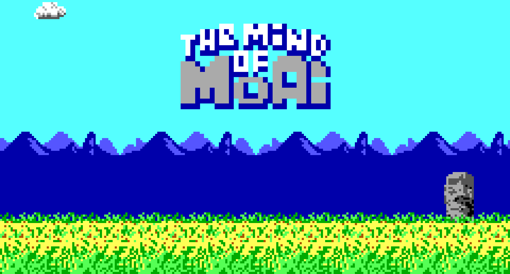 The Mind of Moai