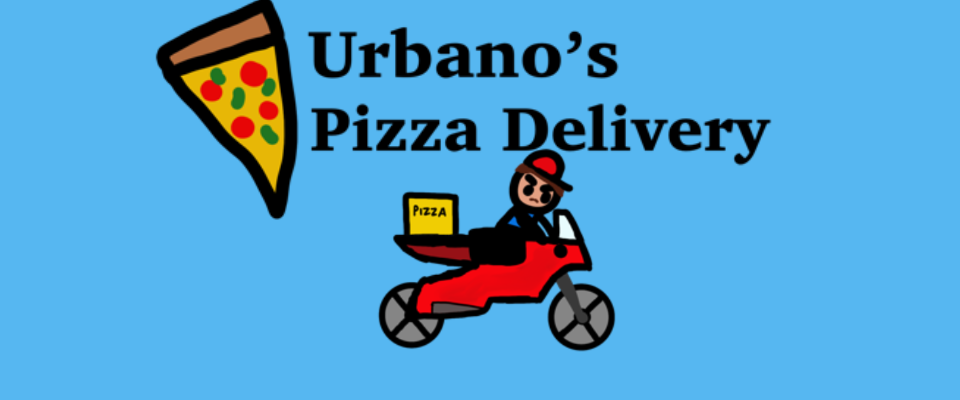 Urbano's Pizza Delivery Service