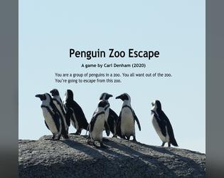 Penguin Zoo Escape