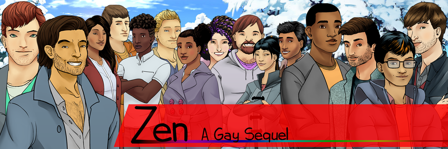 Zen: A Gay Sequel