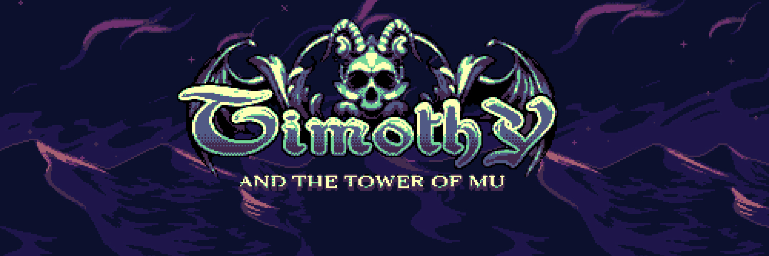 Timothy and the Tower of Mu (PGMMV update)