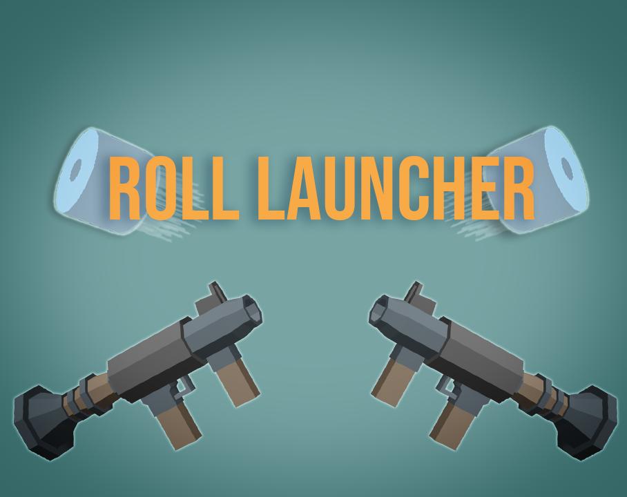 Roll launcher