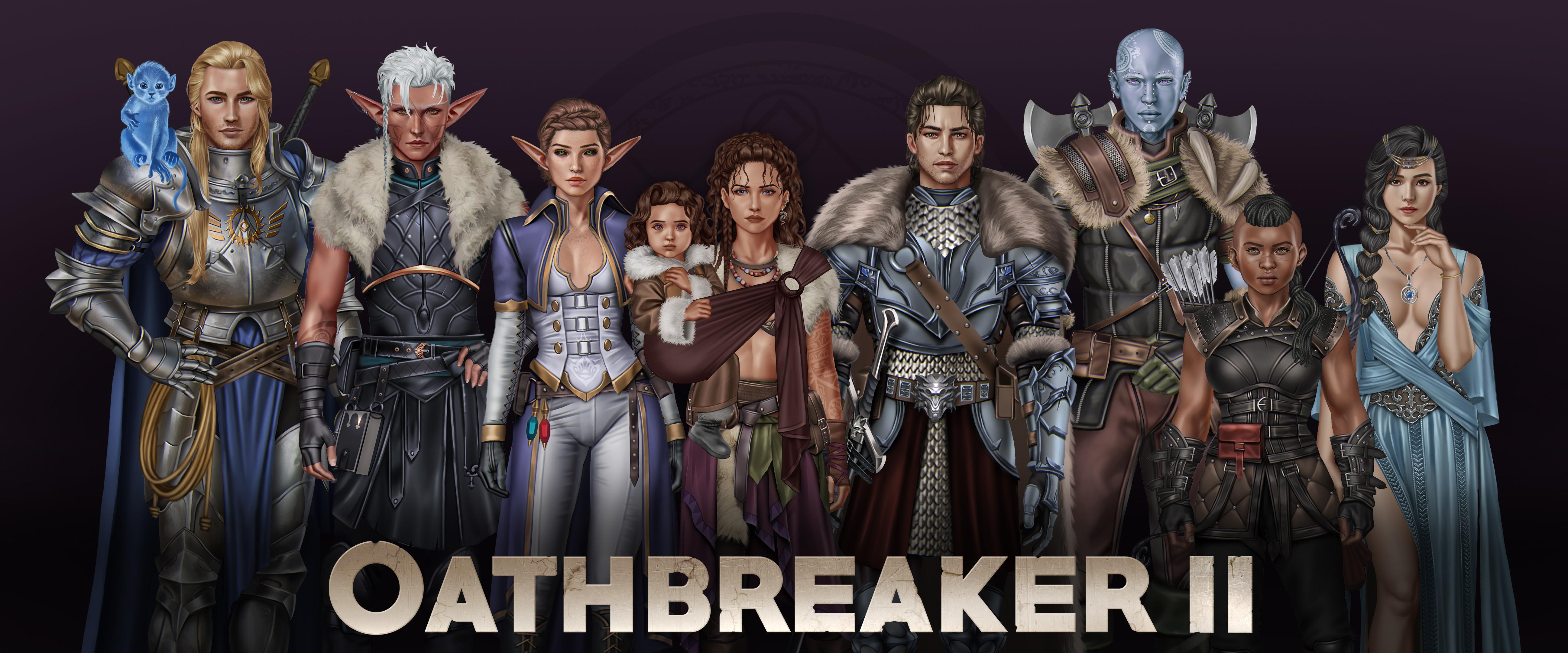Oathbreaker: Season 2