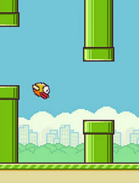 Dong Ngyuen's Flappy Bird
