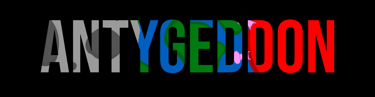 Antygeddon - English