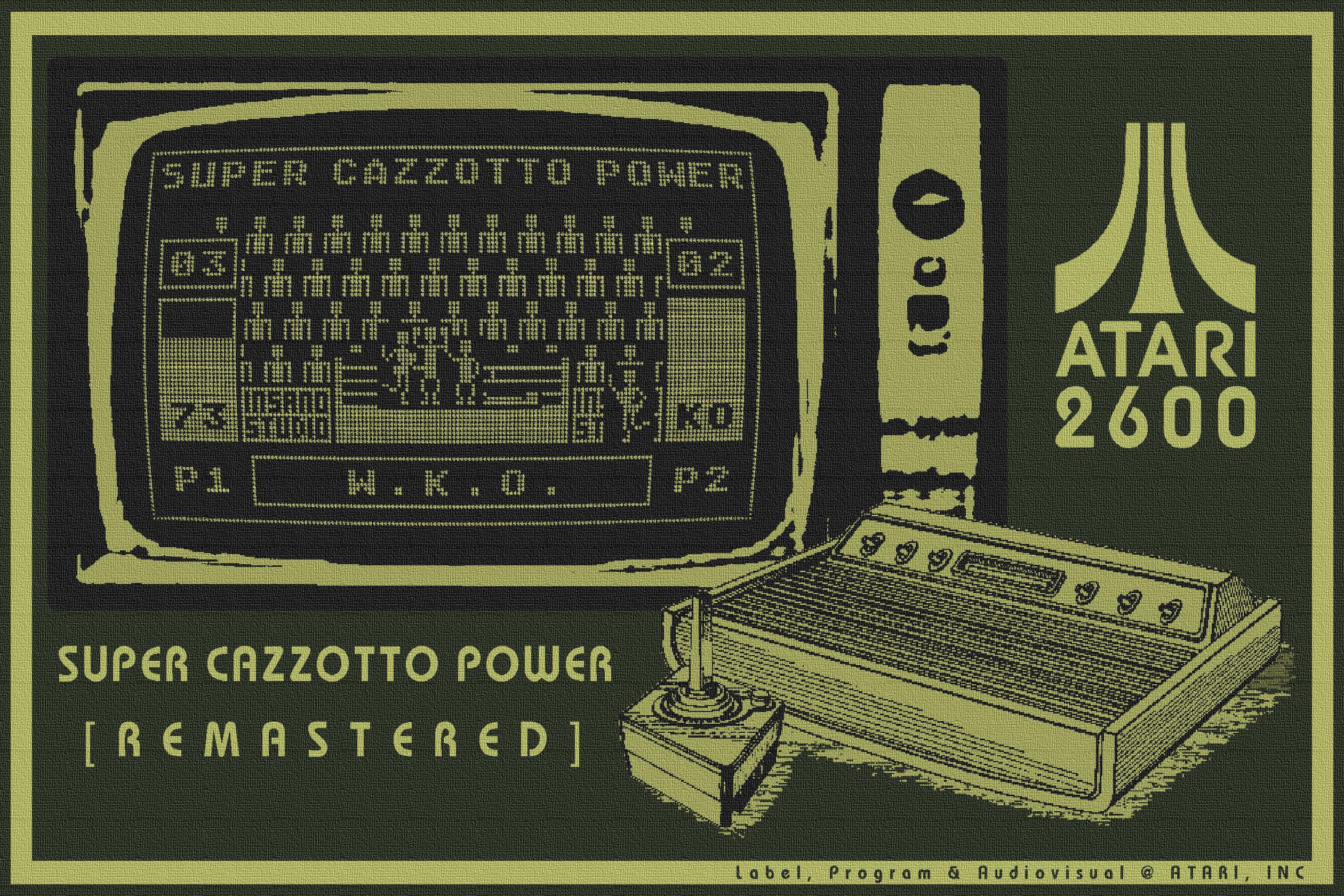 Super Cazzotto Power [REMASTERED]