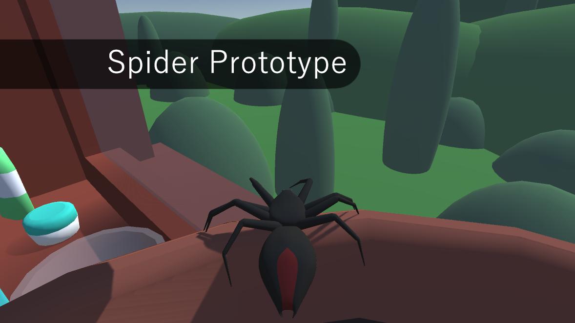 Spider Prototype 0.1