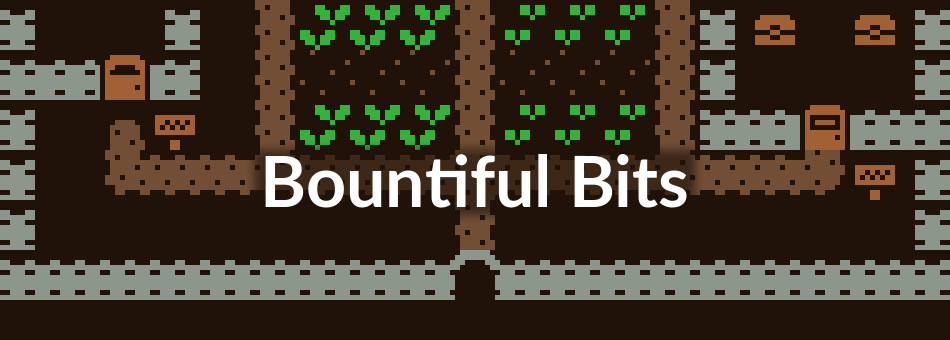 Bountiful Bits - 10x10 RPG Assets (1Bit)