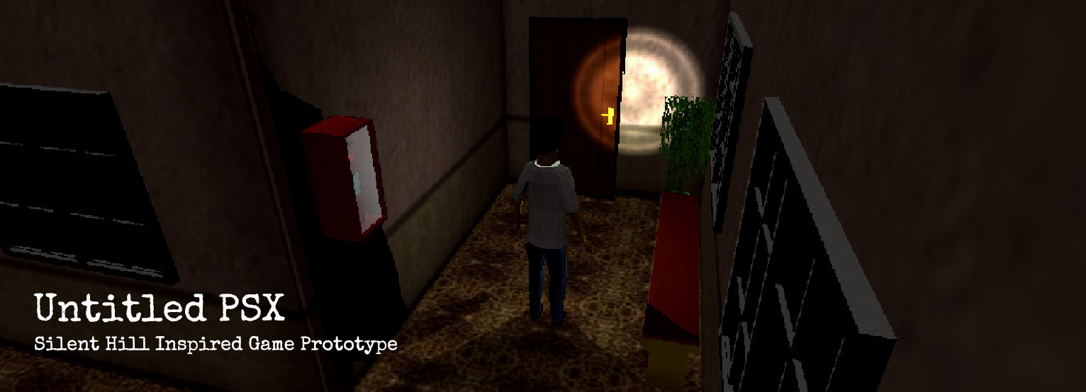 Untitled PSX Silent Hill Inspired Game Prototype