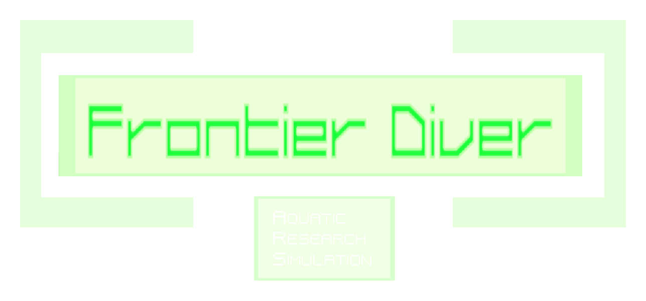 Frontier Diver: Aquatic Research Simulation