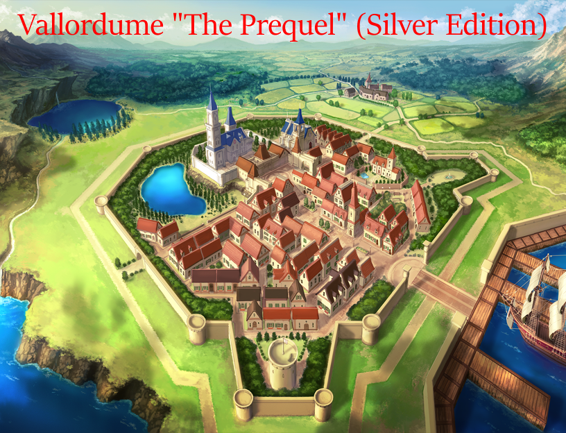 """Vallordume """"The Prequel"""" (Silver Edition) by Doug Smith"""
