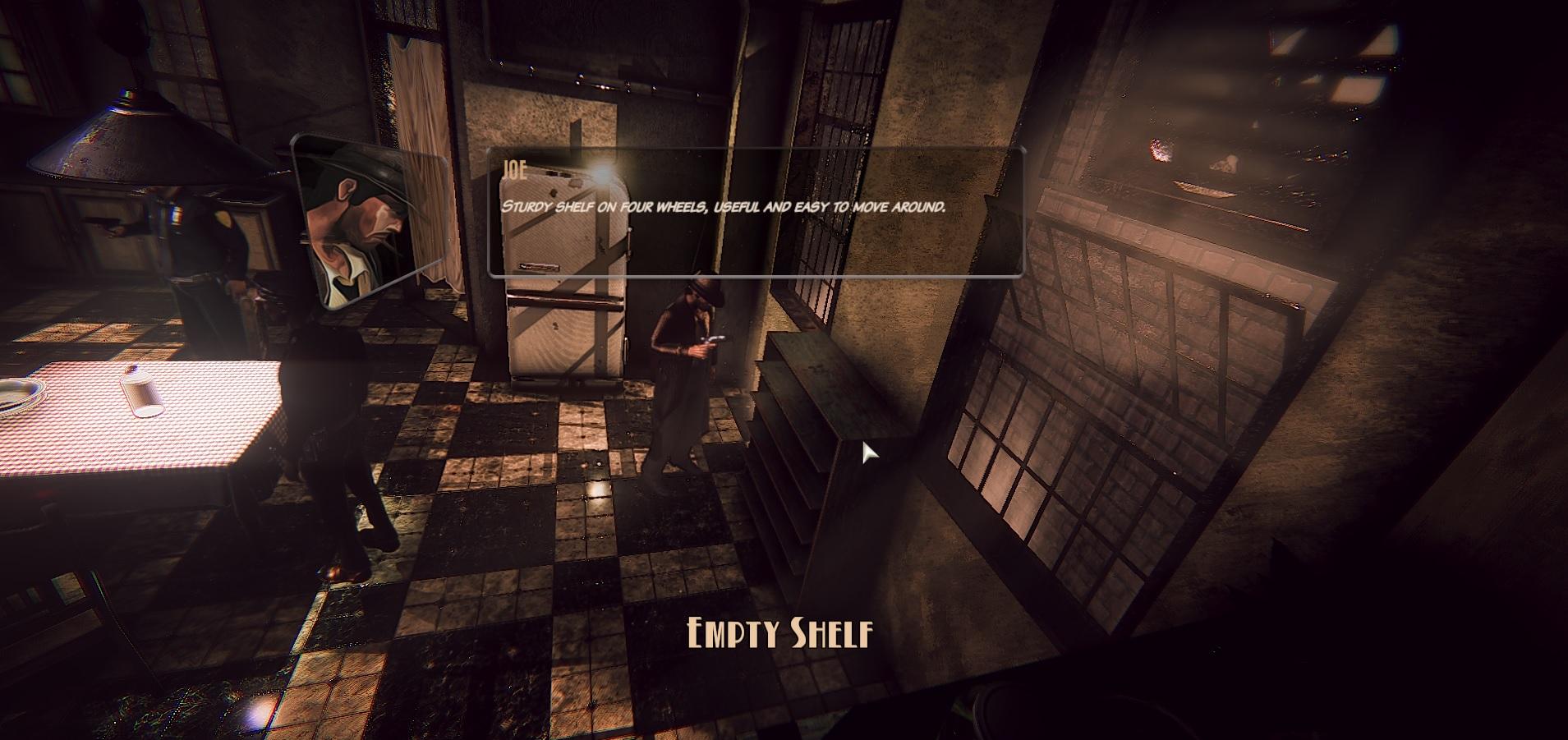 Joe Kowalski Chronicles: Murder in a flat