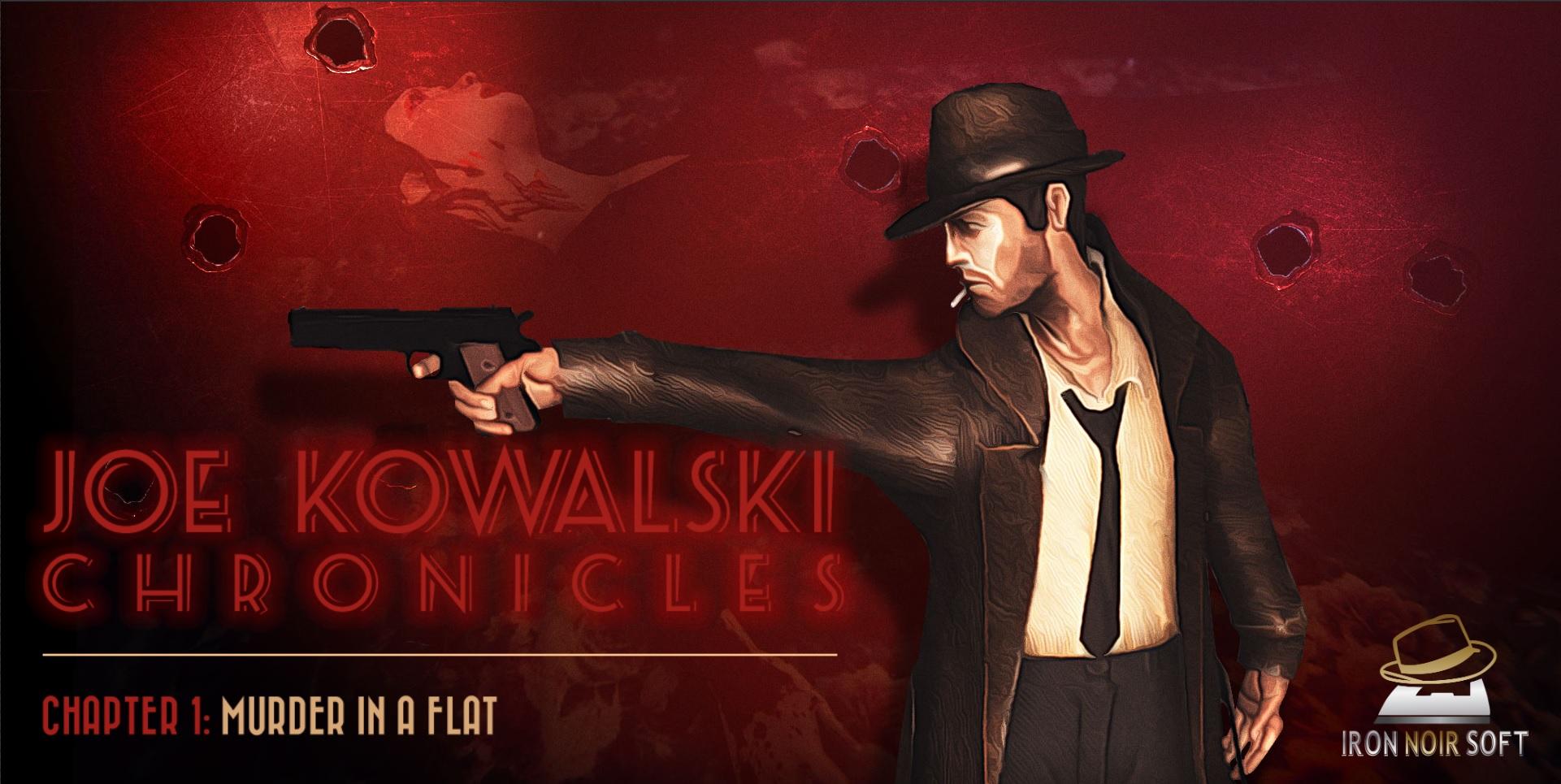 Joe Kowalski Chronicles - Murder in a flat