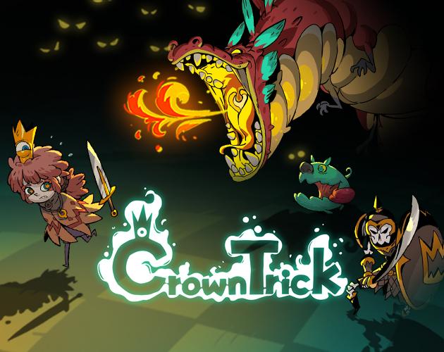 Poster. Crown Trick