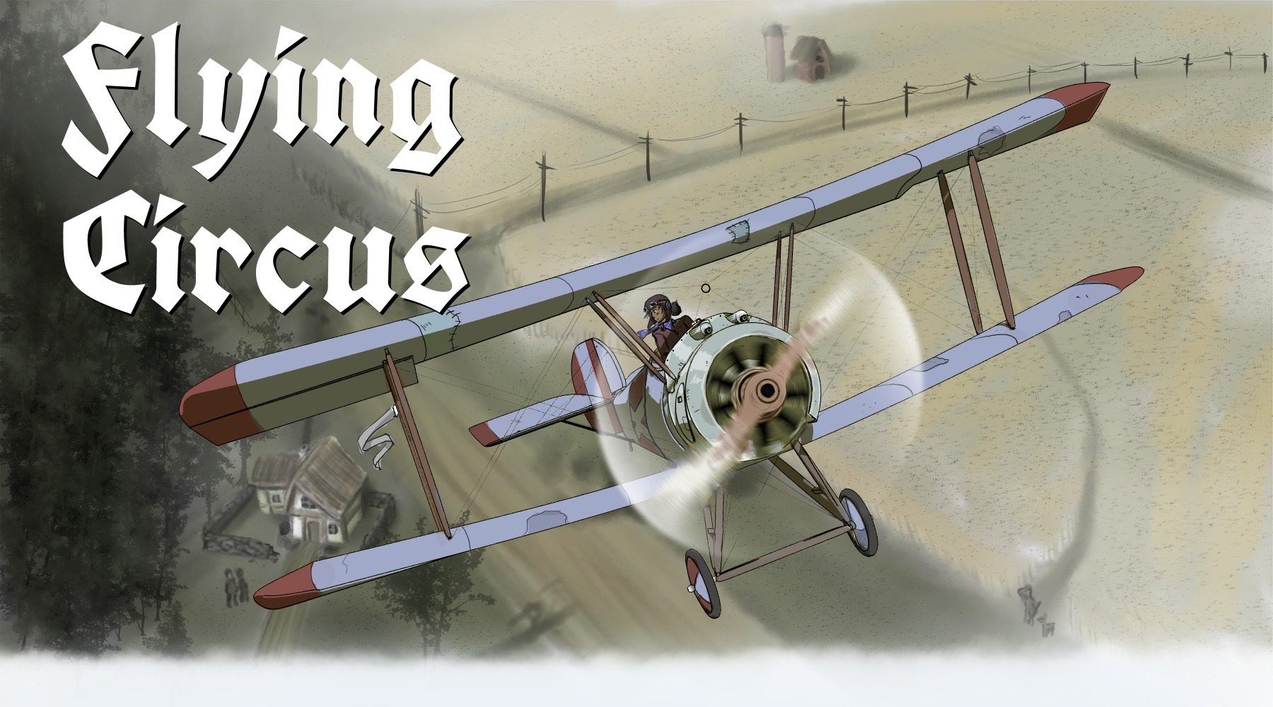Flying Circus - Core Rulebook & Playbooks
