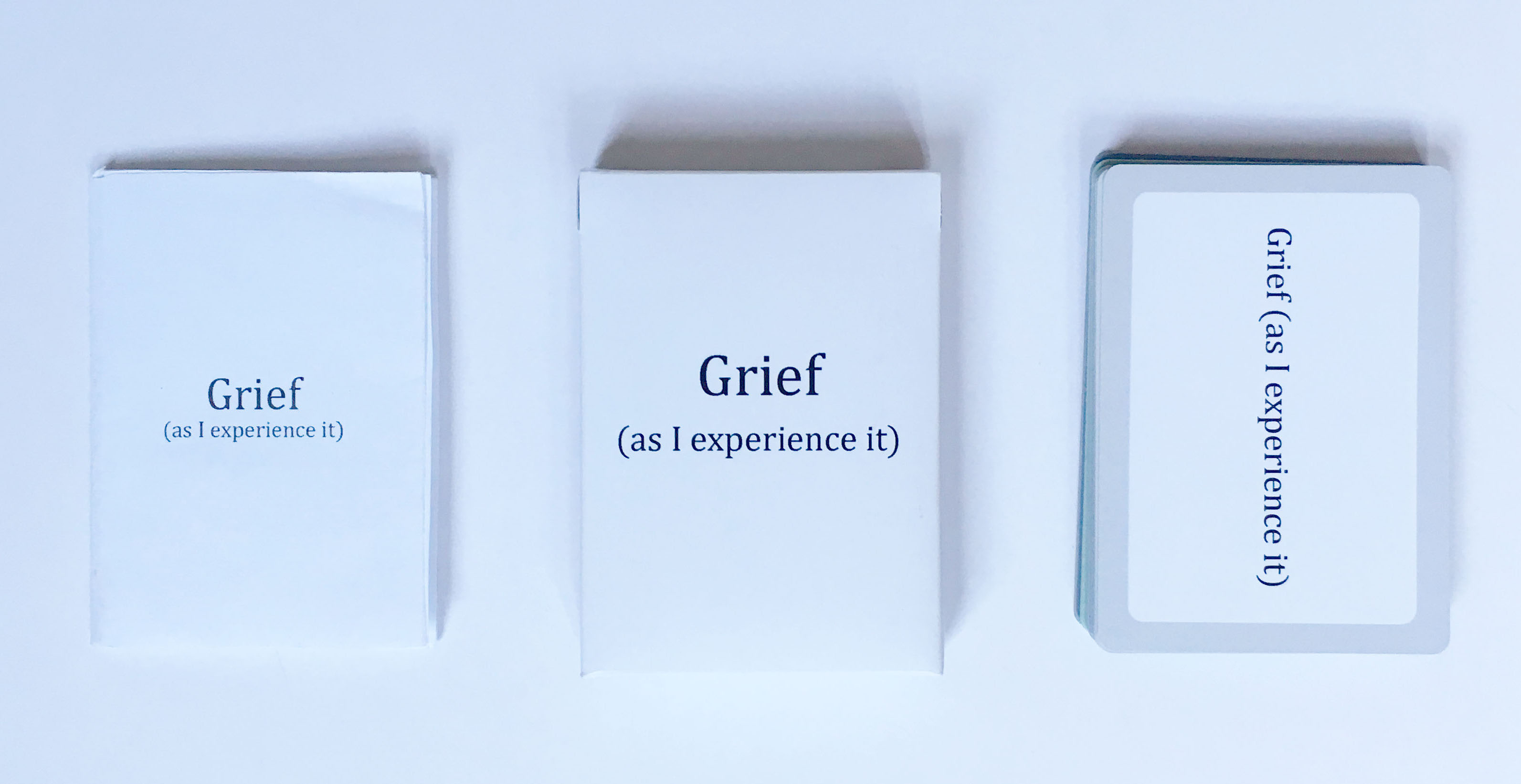 Grief (as I experience it)