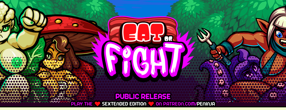 EAT or FIGHT