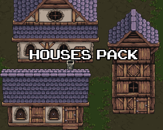 Houses Pack