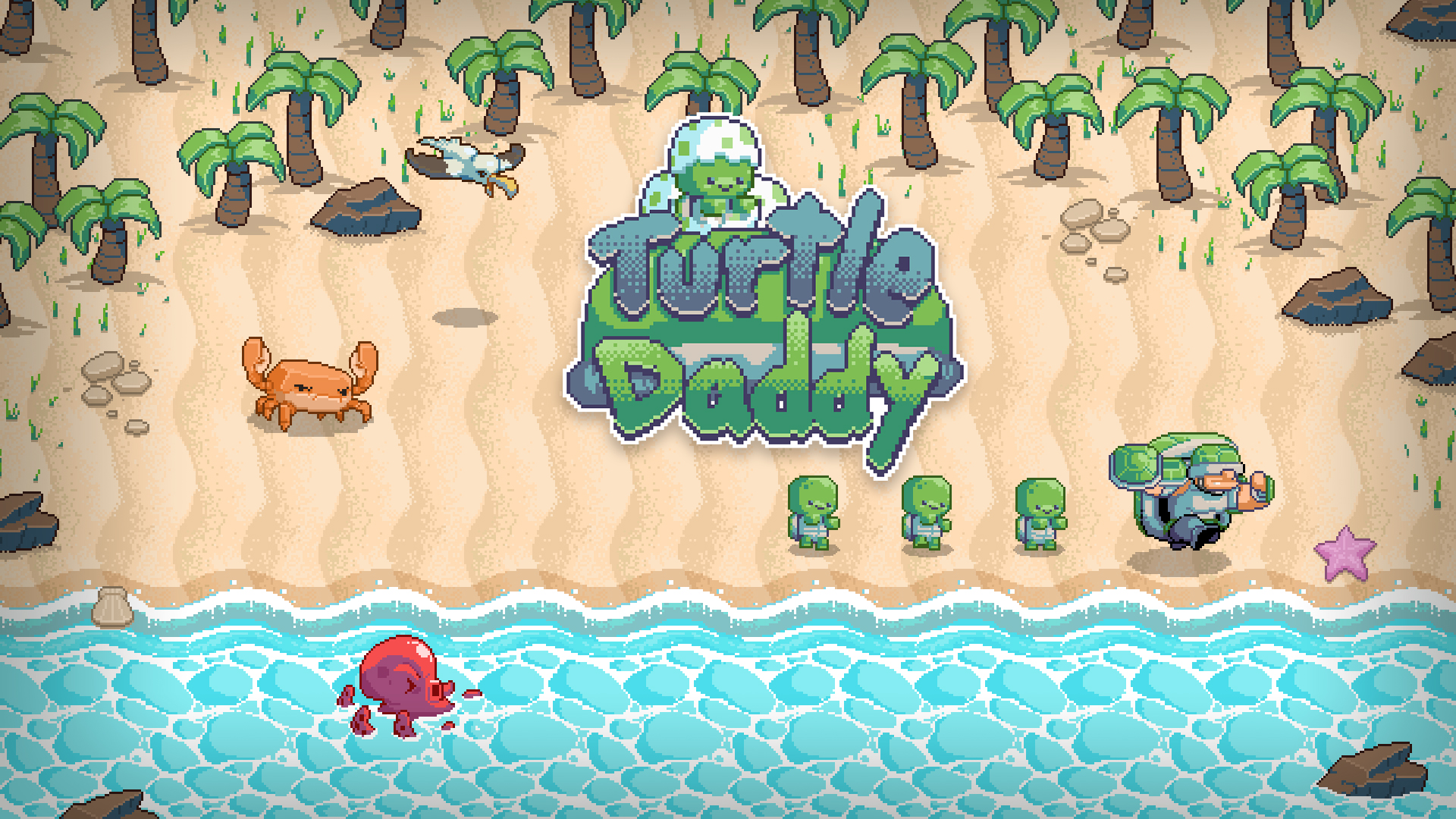Turtle Daddy