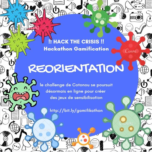 Reorientation Gamifikathon