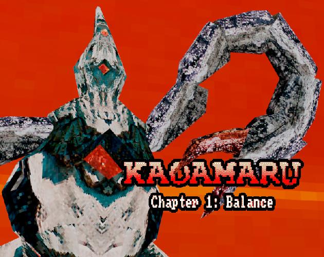 Kaoamaru Kaiju