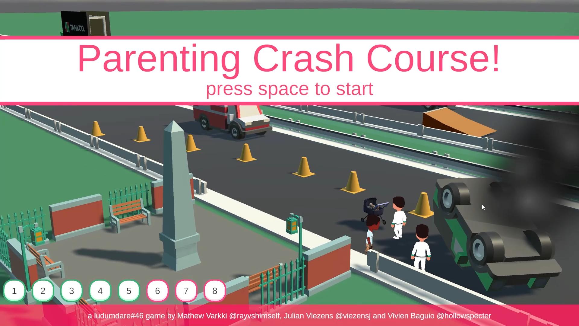 LD46 - Parenting Crash Course
