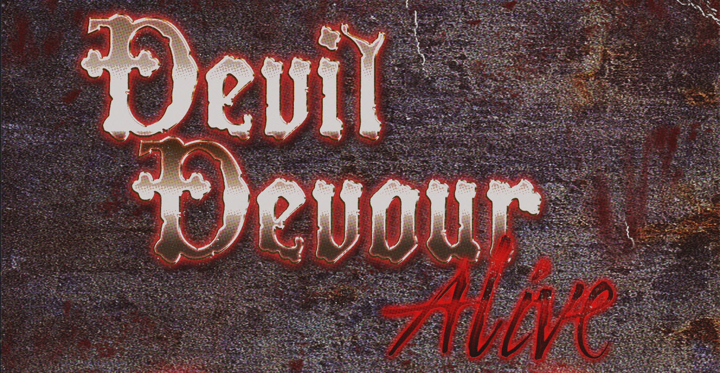 Devil Devour Alive