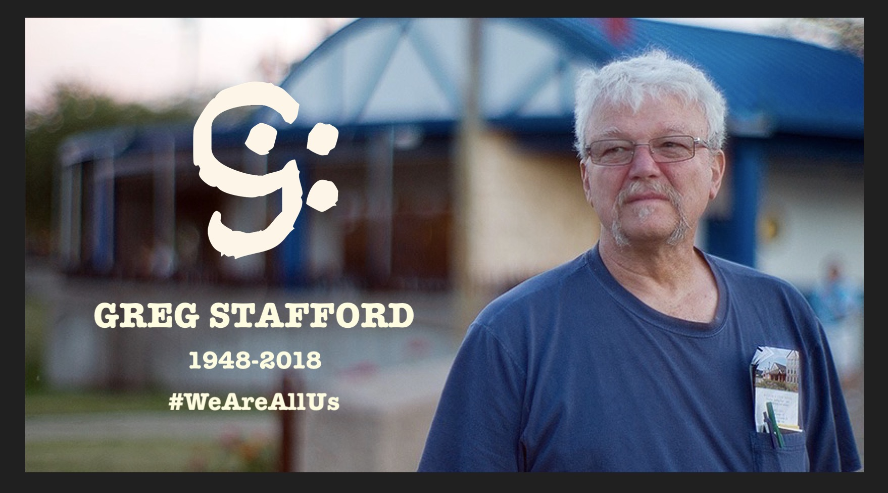 Vale Greg Stafford
