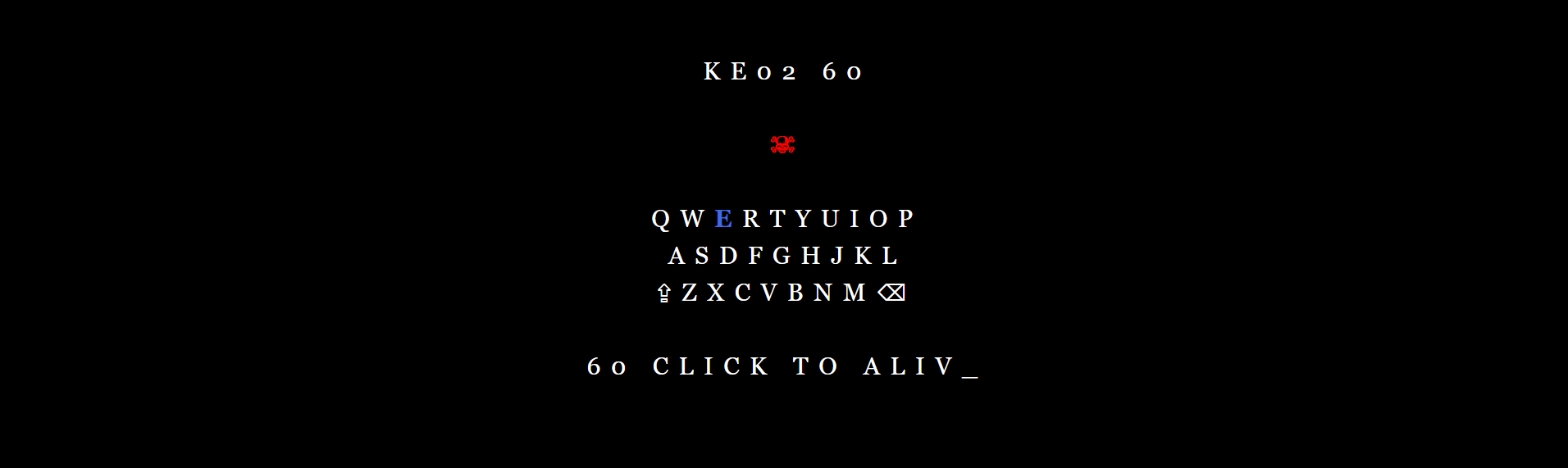 60 Click To Alive