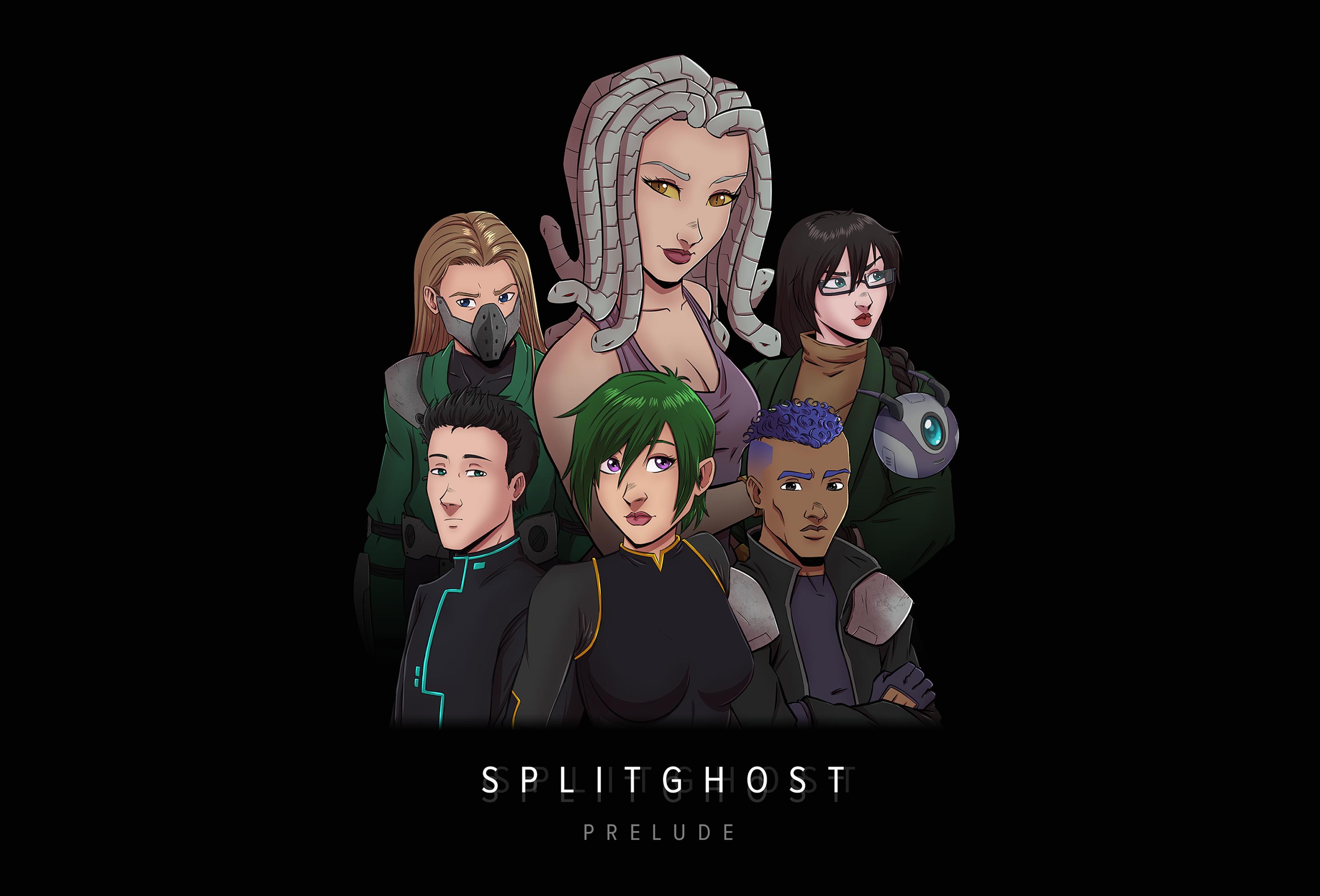 Splitghost - Prelude