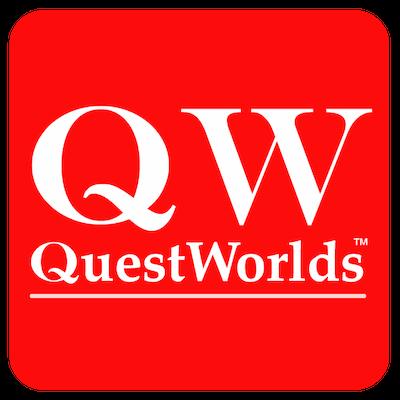 Il logo di QuestWorlds