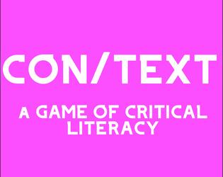 Con/text